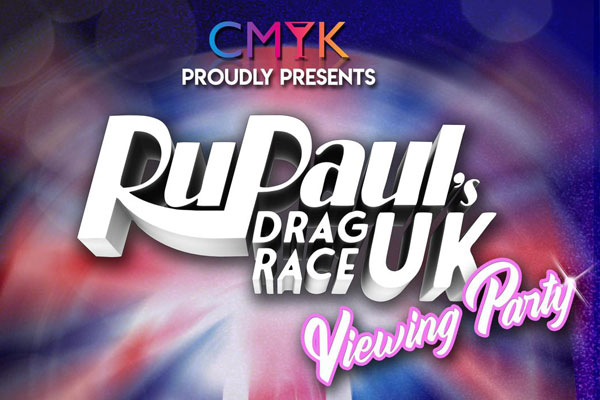 RuPaul's Drag Race UK Viewing Party