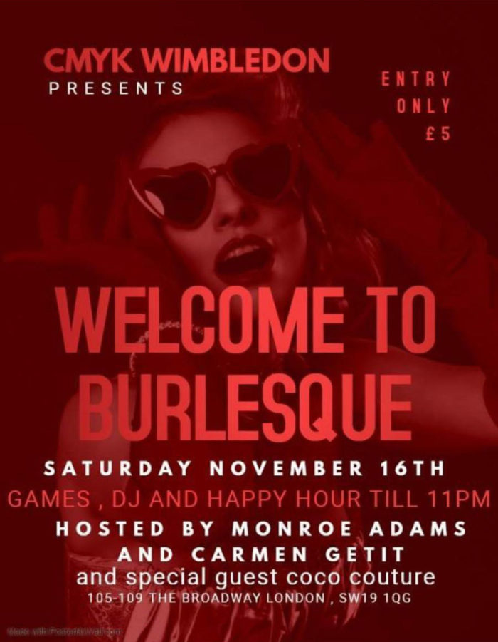Welcome to Burlesque
